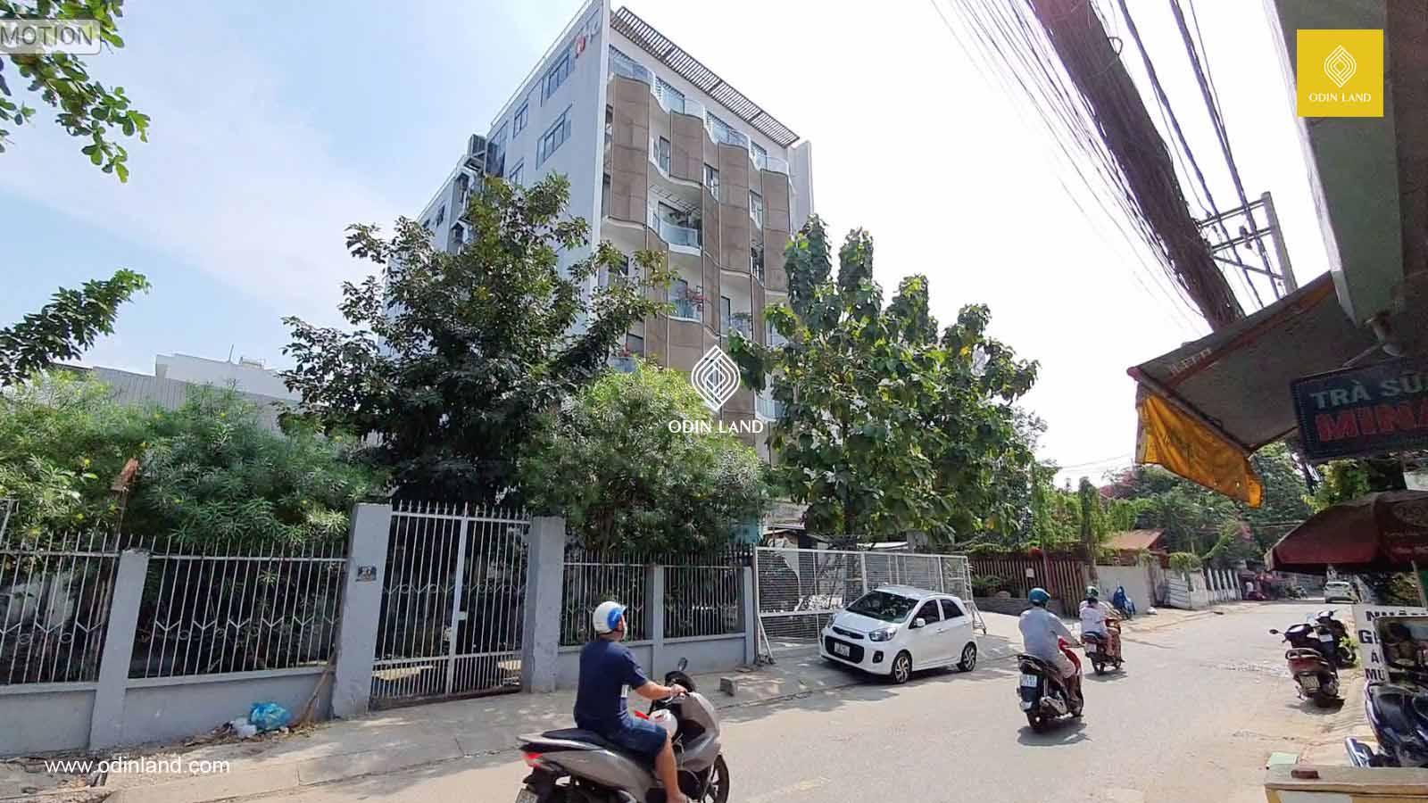Văn phòng cho thuê tòa nhà IOS Office Building