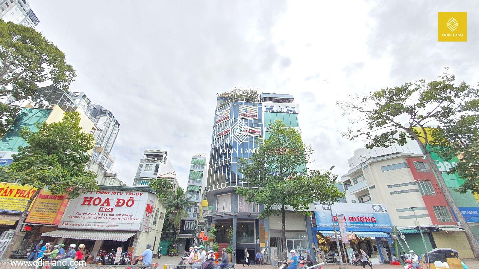 Văn phòng cho thuê tòa nhà Liên Minh Building
