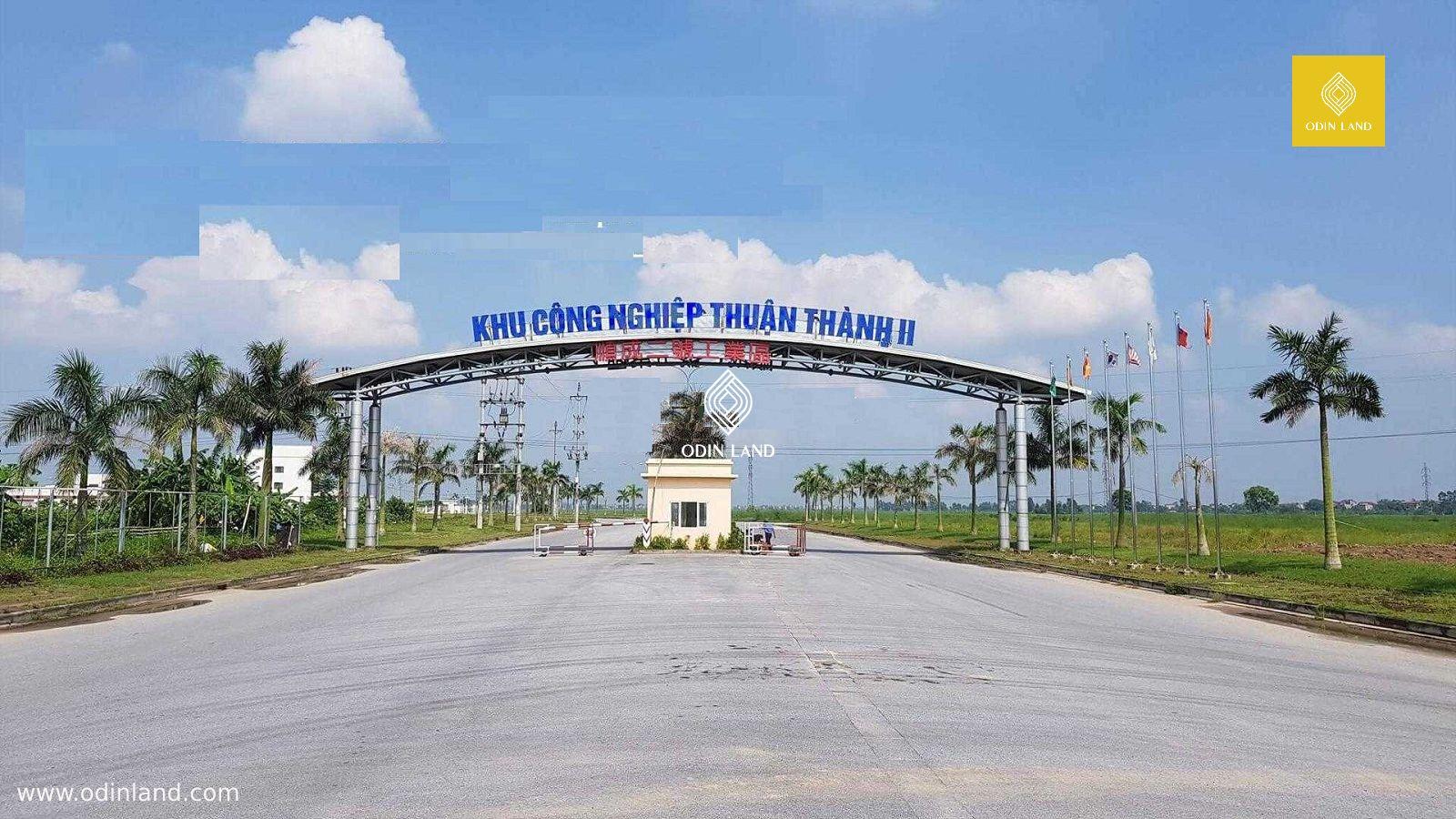 Khu Cong Nghiep Thuan Thanh 2
