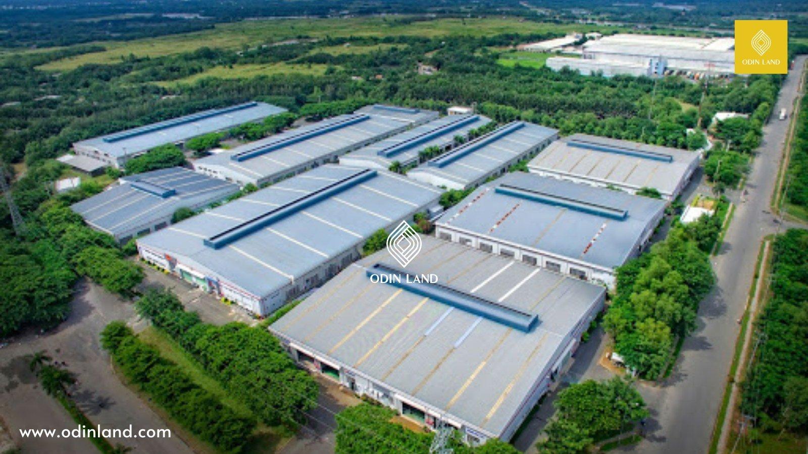 khu công nghiệp long hậu hòa bình