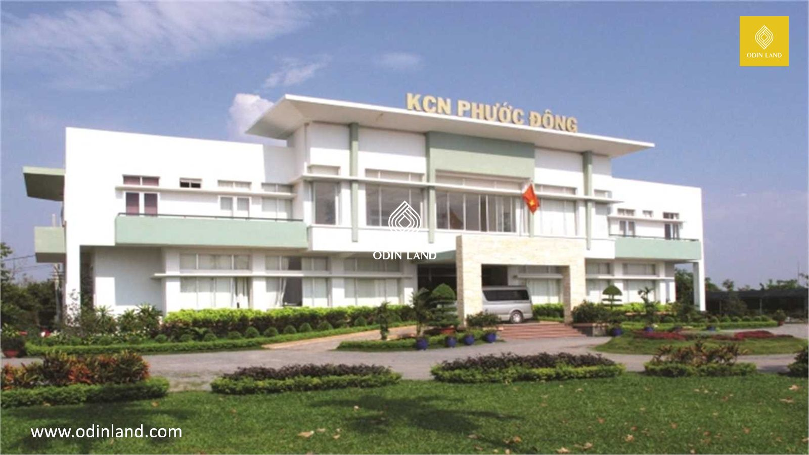 khu cong nghiep phuoc dong 1 result