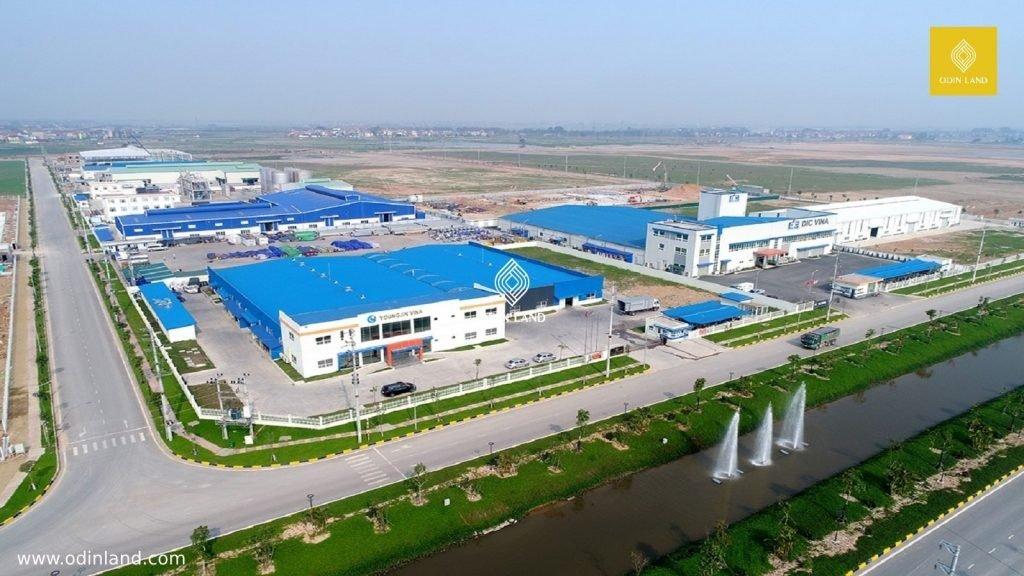 khu công nghiệp yên phong 6